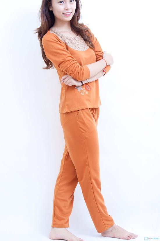 Bộ quần áo mặc nhà cho bạn gái - Chỉ với 120.000đ - 1