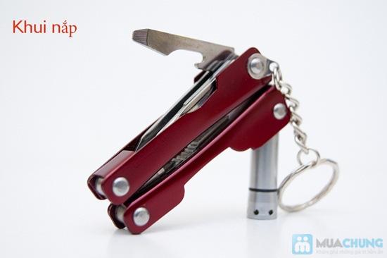 Bộ khóa kiềm 07 dụng cụ - Nhỏ gọn, an toàn, dễ sử dụng, tiện lợi khi đi du lịch - Giá 62.000đ/ bộ - 5