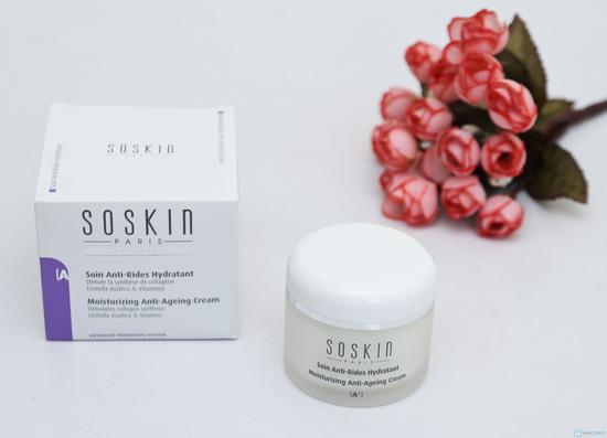 Moistizing anti – Ageing cream (kem dưỡng ẩm và chống nhăn ngày) - 1