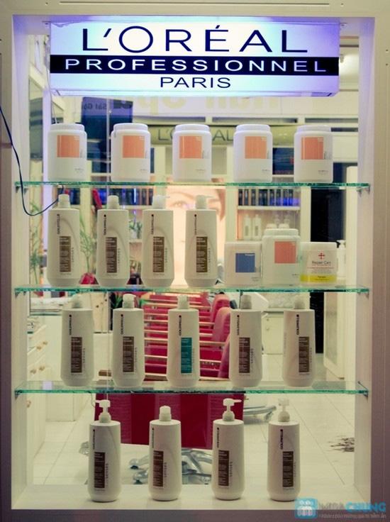 Cho mái tóc óng mượt với dịch vụ hấp dầu bằng sản phẩm Panola tại Salon tóc Style Việt - Chỉ 50.000đ - 6