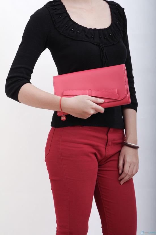 Túi đeo nơ nhiều màu, xinh xắn tiện dụng cho bạn gái - 3
