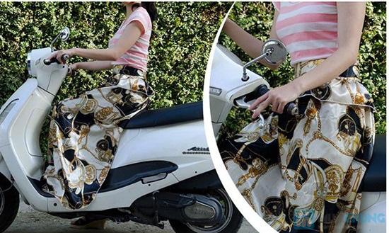 Váy chống nắng - Giúp bảo vệ đôi chân bạn gái khi đi xe máy - Chỉ 65.000đ/01 chiếc - 1