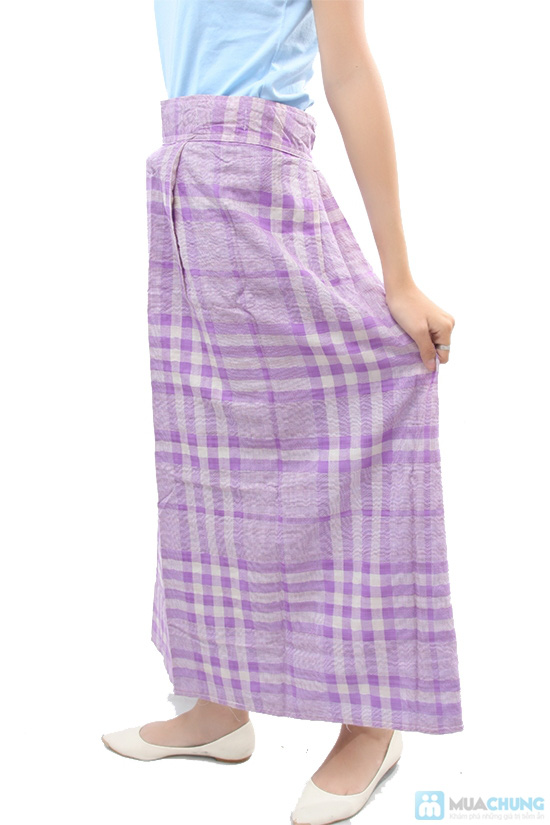 Váy chống nắng hai lớp - Giúp bảo vệ đôi chân bạn, tiện lợi khi đi xe máy - Chỉ 90.000đ/01 chiếc - 4
