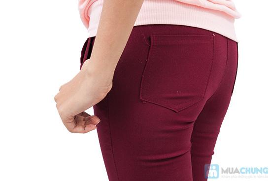 Tha hồ phối đồ xuống phố với quần skinny nữ - Chỉ với 75.000đ/ 01 chiếc - 5