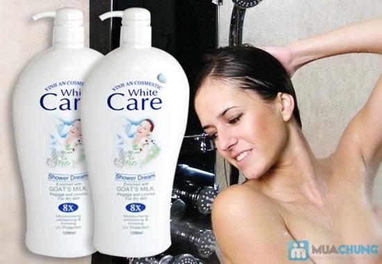 Sữa tắm White Care 8X High quality - hương thơm quyến rũ, nồng nàn - Chỉ 85.000đ/02 chai - 9