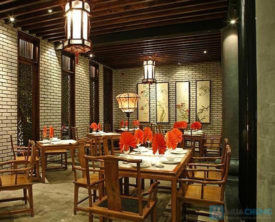 Vịt Quay Bắc Kinh dành cho 2 - 6 người - Ngon giòn béo ngậy tại Nhà hàng Ming Dynasty - Chỉ 552.000đ/con  - 20