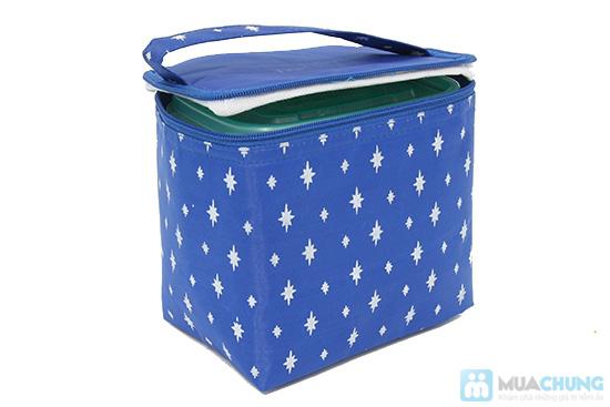 03 hộp nhựa Kova và Túi giữ nhiệt  -  Cho những bữa cơm trưa của bạn luôn nóng hổi - Chỉ 70.000đ/ 01 bộ - 2
