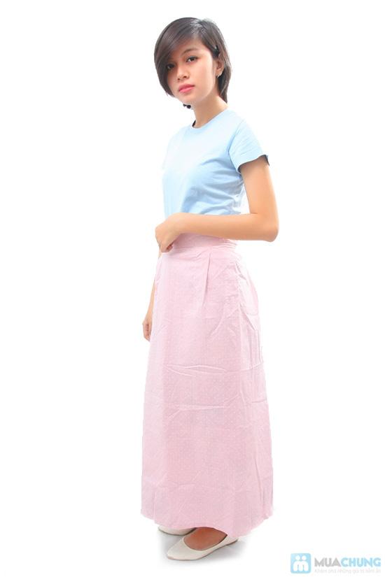 Váy chống nắng hai lớp - Giúp bảo vệ đôi chân bạn, tiện lợi khi đi xe máy - Chỉ 90.000đ/01 chiếc - 1