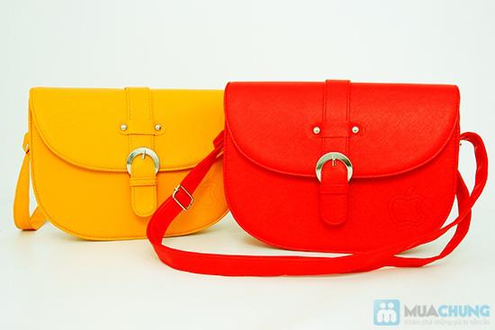 Túi xách xinh xắn in hình trái táo - Phụ kiện tuyệt đẹp cho bạn gái - Chỉ 135.000đ - 3