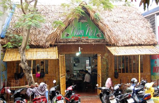 Set ăn lợn rừng Sapa 5 món tại Nhà hàng Nhím No1 - Chỉ 432.000đ - 11