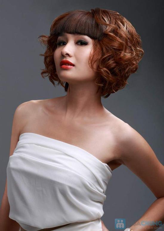 Lựa chọn 01 trong 06 gói uốn tóc tại Salon tóc Việt Thanh - Chỉ với 550.000đ - 1