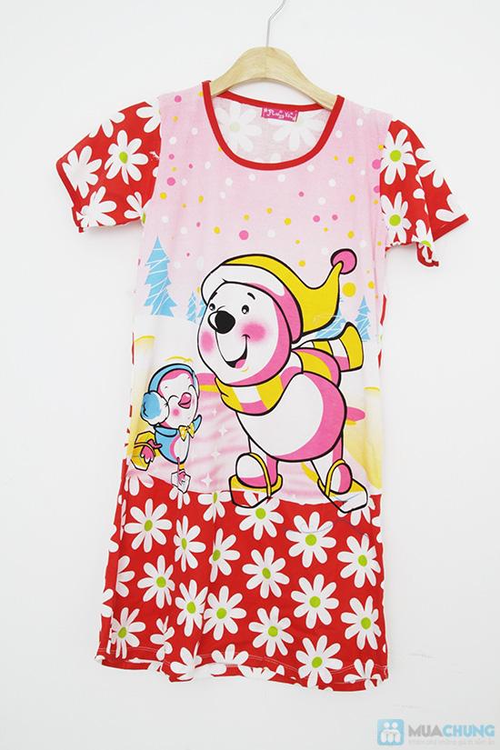 Đầm ngủ hoạt hình đa họa tiết - Chỉ 69.000đ/01 chiếc - 1