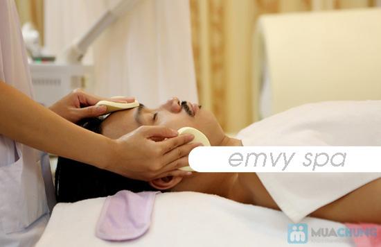 Dịch vụ điều trị mụn hoặc tắm trắng dành cho nam và nữ tại EMVY Spa - Chỉ 79.000đ - 3