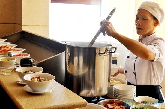 Buffet trưa tại Nhà hàng Panorama (Khách sạn 3 sao New Epoch) - Chỉ 139.000đ - 53