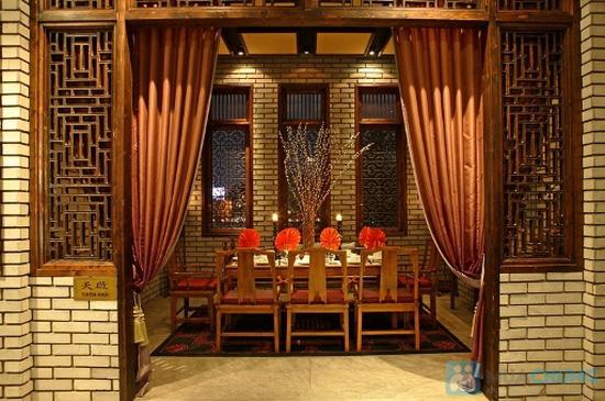 Vịt Quay Bắc Kinh dành cho 2 - 6 người - Ngon giòn béo ngậy tại Nhà hàng Ming Dynasty - Chỉ 552.000đ/con - 1