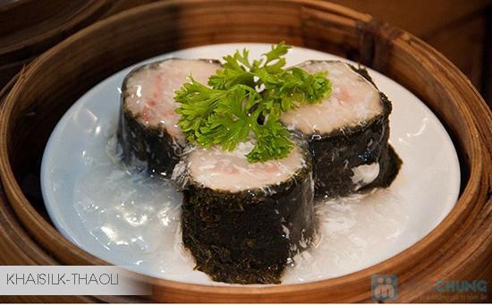 Buffet Dimsum trưa tại nhà hàng Trung Hoa Thaoli - Chỉ với 255.000đ/ 01 người - 6