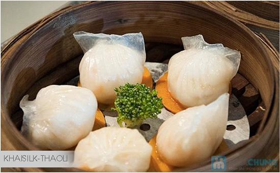 Buffet Dimsum trưa tại nhà hàng Trung Hoa Thaoli - Chỉ với 255.000đ/ 01 người - 8