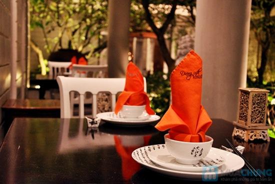 Vịt Quay Bắc Kinh dành cho 2 - 6 người - Ngon giòn béo ngậy tại Nhà hàng Ming Dynasty - Chỉ 552.000đ/con - 7