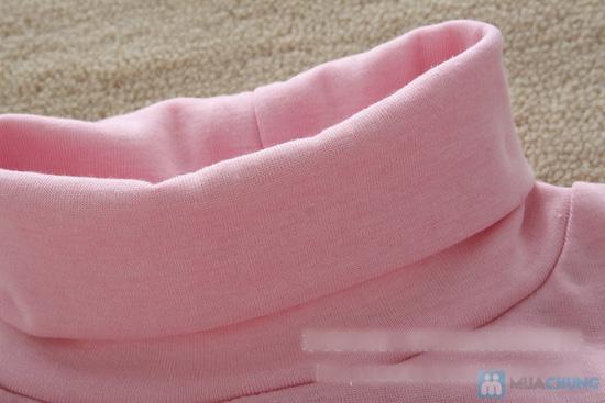 Cho bạn thật phong cách và sành điệu với áo cổ lọ vạc bầu tay dài cho nữ - Chỉ 85.000đ/01 chiếc - 5
