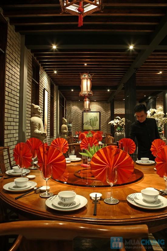 Vịt Quay Bắc Kinh dành cho 2 - 6 người - Ngon giòn béo ngậy tại Nhà hàng Ming Dynasty - Chỉ 552.000đ/con - 3