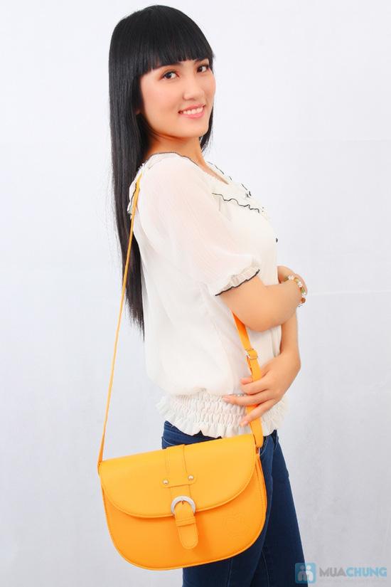 Túi xách xinh xắn in hình trái táo - Phụ kiện tuyệt đẹp cho bạn gái - Chỉ 135.000đ - 1