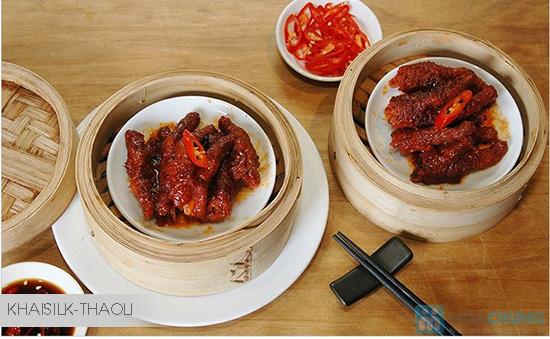 Buffet Dimsum trưa tại nhà hàng Trung Hoa Thaoli - Chỉ với 255.000đ/ 01 người - 14