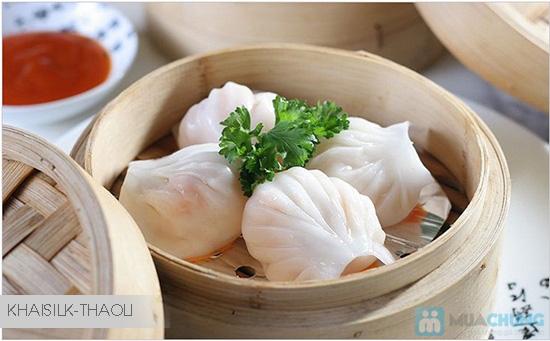 Buffet Dimsum trưa tại nhà hàng Trung Hoa Thaoli - Chỉ với 255.000đ/ 01 người - 10