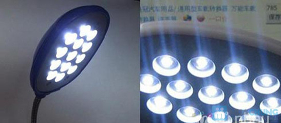 Đèn Led USB 13 bóng - Chỉ 59.000đ/01 cái - 7
