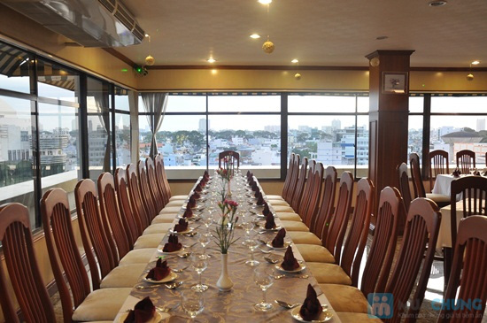 Buffet trưa tại Nhà hàng Panorama (Khách sạn 3 sao New Epoch) - Chỉ 139.000đ - 3