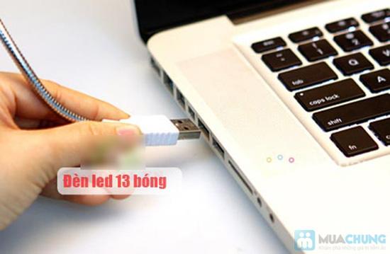 Đèn Led USB 13 bóng - Chỉ 59.000đ/01 cái - 3