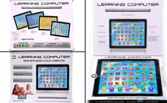 iPad thông minh cho bé - - Vừa học vừa chơi, rèn luyện trí tuệ theo phương pháp trực quan - 2