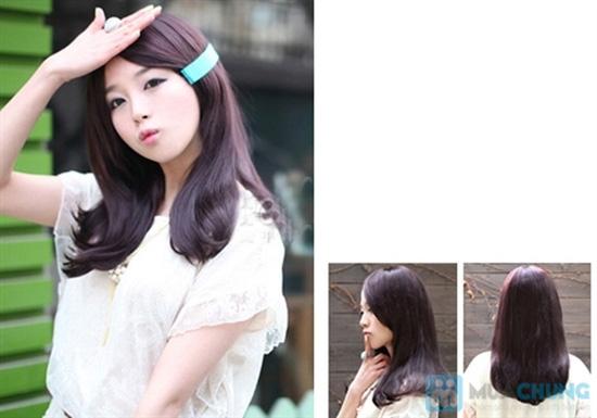 Trọn gói làm tóc tại Spa Trần - Chỉ với 350.000đ - 4