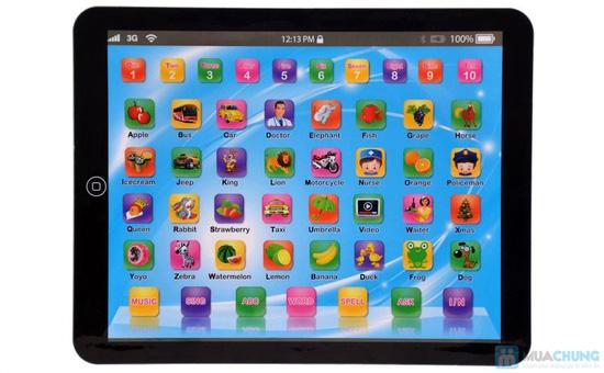 iPad thông minh cho bé - - Vừa học vừa chơi, rèn luyện trí tuệ theo phương pháp trực quan - 1