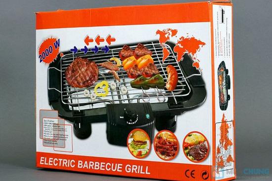Bếp nướng điện không khói Electric Barbercue Grill - 7