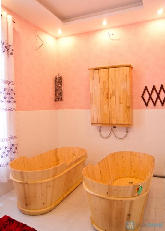 Dịch vụ tắm sáng tại Eva Spa cho làn da trắng sáng và mịn màng - Chỉ 149.000đ/ 1 lần - 6