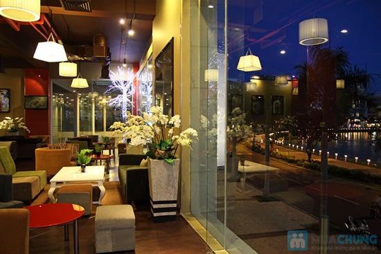 Thưởng thức các loại nước uống và bánh ngọt thơm ngon tại Khaisilk - That's Cafe - Chỉ 60.000đ được phiếu 100.000đ - 11