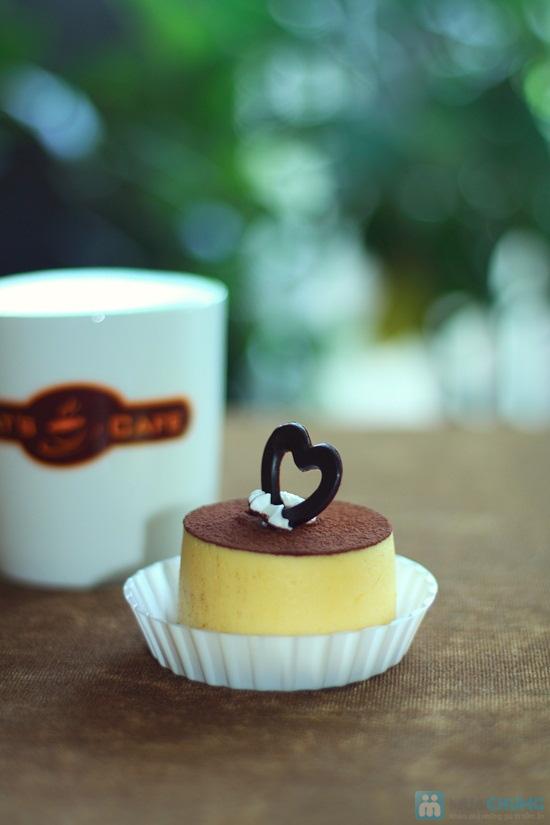 Thưởng thức các loại nước uống và bánh ngọt thơm ngon tại Khaisilk - That's Cafe - Chỉ 60.000đ được phiếu 100.000đ - 3