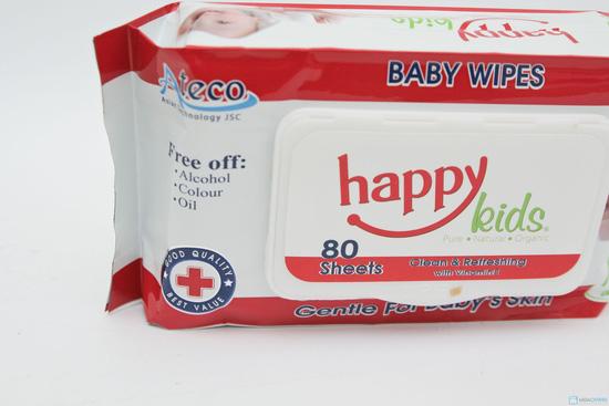 Khăn ướt Happy Kids - 6