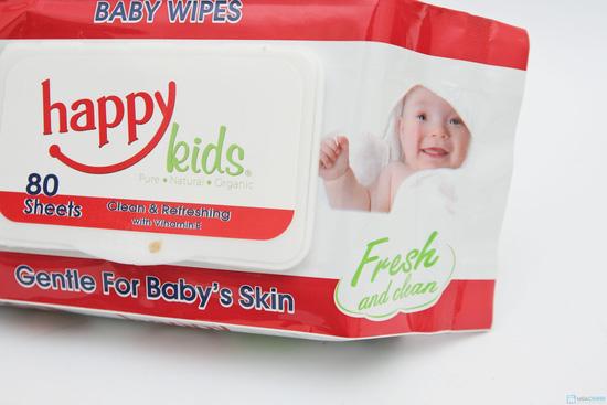 Khăn ướt Happy Kids - 7