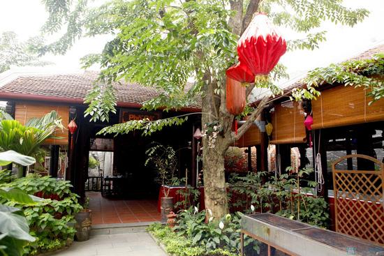Set ăn Ngan tại Nhà hàng Hương Việt - 17