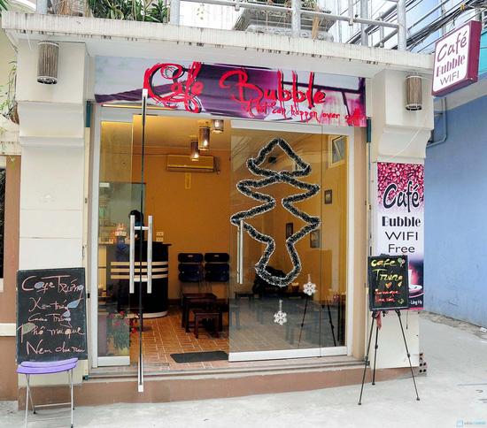 Combo ăn uống tại cafe Bubble - 6