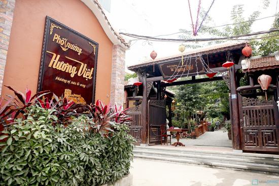 Set ăn Ngan tại Nhà hàng Hương Việt - 12