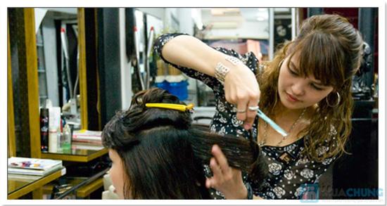 Cắt + Gội + Nhuộn + Uốn + Ép tại Hair Salon Thuy's - Chỉ với 229.000đ - 9