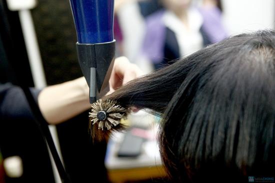 Cắt + Gội + Nhuộn + Uốn + Ép tại Hair Salon Thuy's - Chỉ với 229.000đ - 10