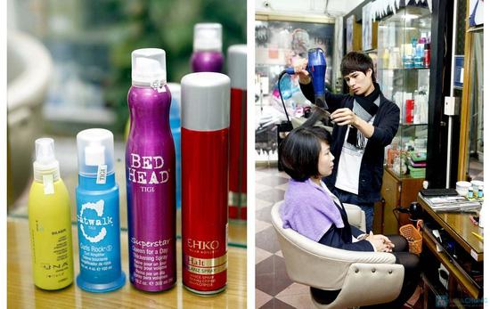 Cắt + Gội + Nhuộn + Uốn + Ép tại Hair Salon Thuy's - Chỉ với 229.000đ - 4