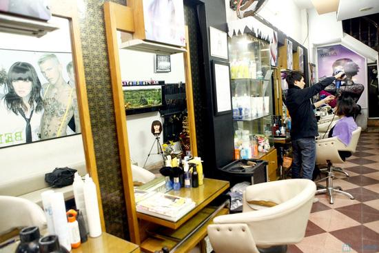 Cắt + Gội + Nhuộn + Uốn + Ép tại Hair Salon Thuy's - Chỉ với 229.000đ - 13