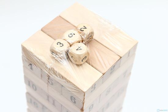 Bộ đồ chơi rút gỗ hấp dẫn - Thỏa thích vui chơi cùng bạn bè, người thân - Chỉ với 66.000đ - 2