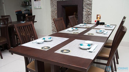Phiếu ăn uống tại Nhà hàng Nhật Bản IKKYU - Chỉ 90.000đ được phiếu 180.000đ - 20