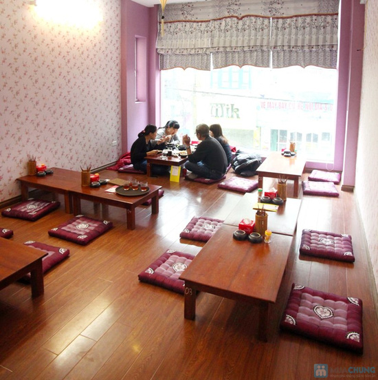 Set ăn cho 2 người tại Nhà hàng Hàn Quốc Gangnam - 1