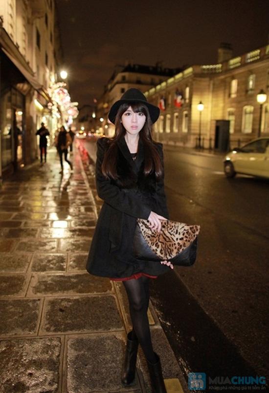 Quần tất lót nỉ Fashion Tights Hàn Quốc dầy dặn, êm ái - Chỉ với 95.000đ/ 01 chiếc - 8
